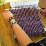 Learn to weave your own Alpaca clothes